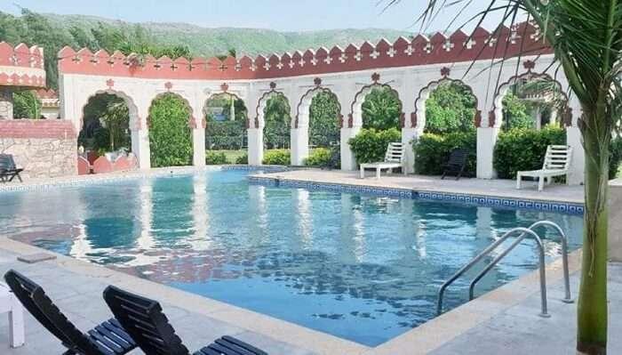 Countryside Resorts Near Ajmer