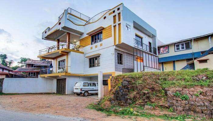 Cozy Studio Home In Madikeri