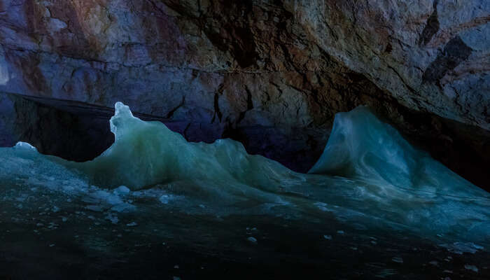 Dachstein Caves