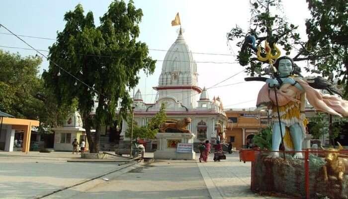 Daksh Mahadev Temple
