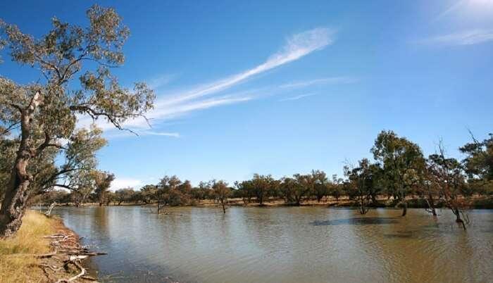 third-longest river in Australia