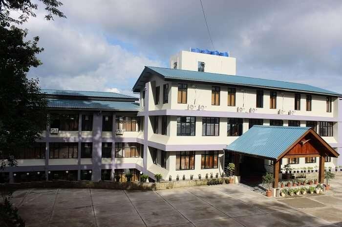 Kohima hotels