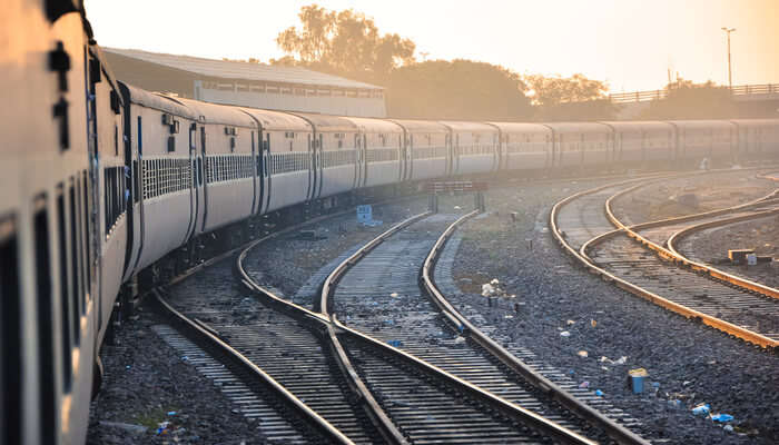 Delhi To Jim Corbett Train Route