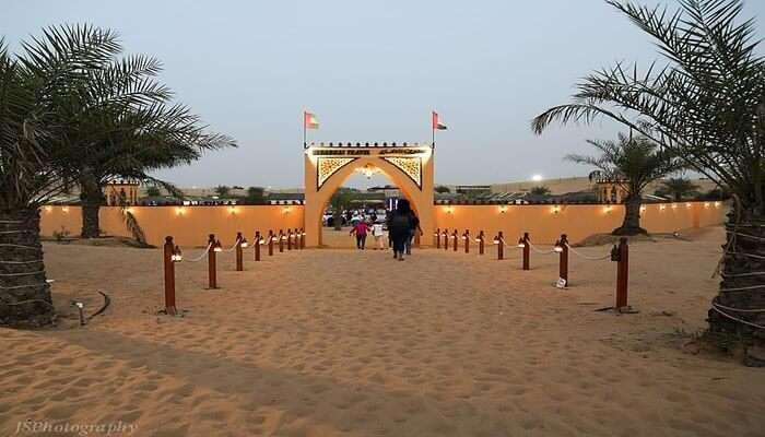 Desert of jodhpur