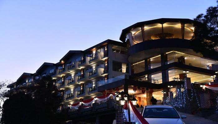 Deventure Shimla Hills Cottages
