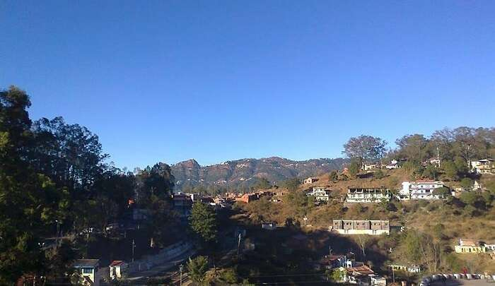 view of dharampur