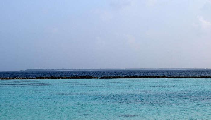 Dhigurah Island, Maldives