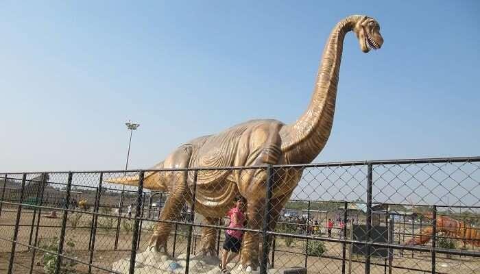 Dinosaur Park diu