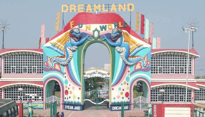 Dreamland Amusement Park