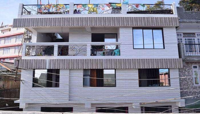 beautiful guest house in Darjeeling