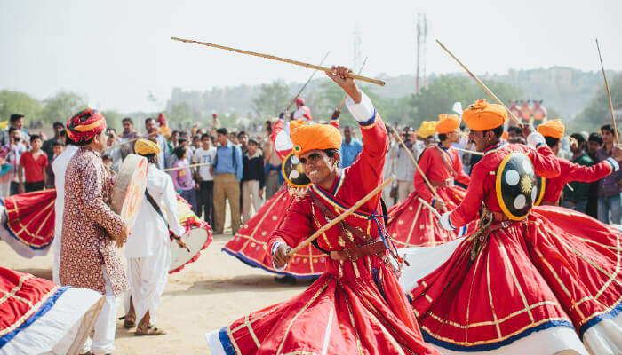 Jaisalmer Desert Festival: An Extensive Guide To The Desert ...