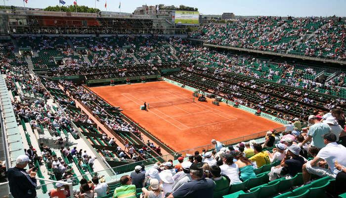 Enjoy The Roland Garros French Open
