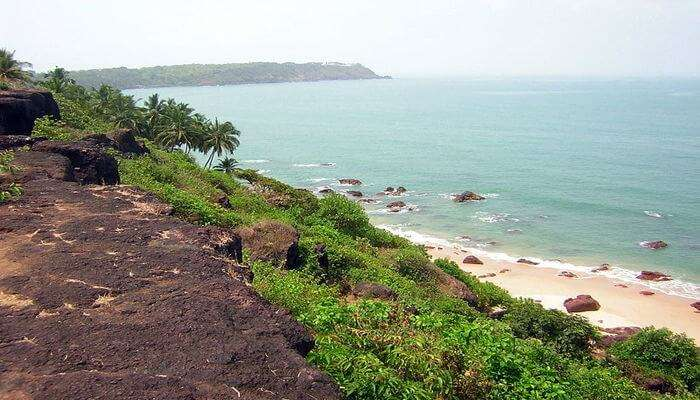 Evergreen Road Trip To Cabo De Rama