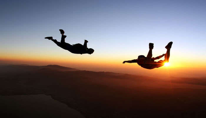 Experience Skydiving At Mission Beach