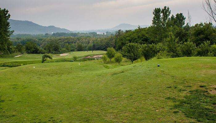 Experience The Golf Club In Gulmarg