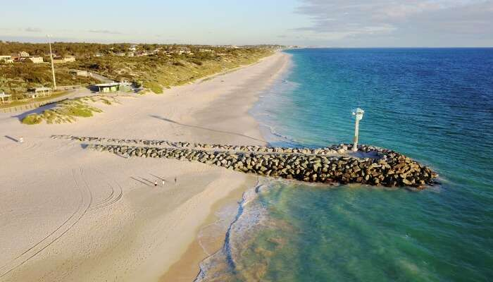 Perth - famous for its incredible beach