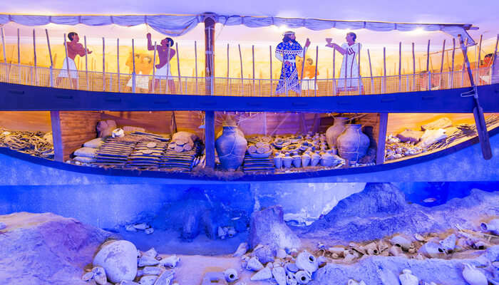 Explore History In Bodrum Museum Of Underwater Archaeology