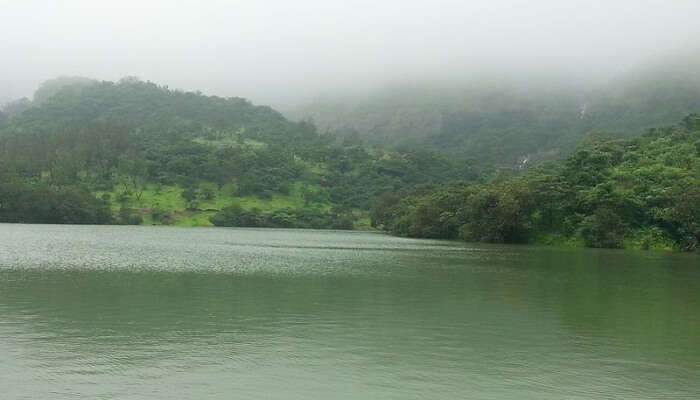 Beauty Of The Bushy Dam, Lonavala