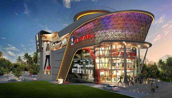 Falcon City Mall