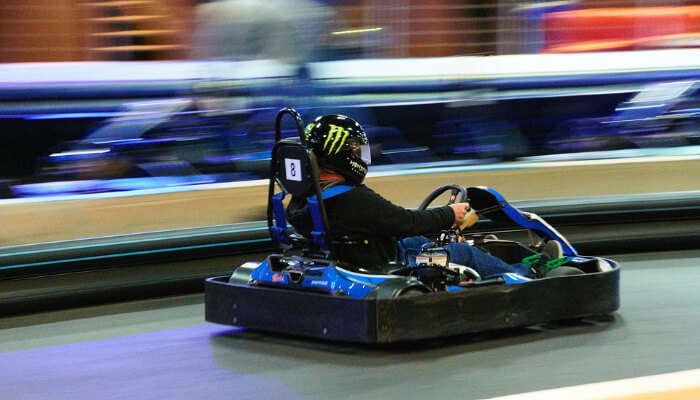Experience Indoor Karting