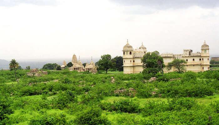 Fateh Prakash Palace Museum, Chittorgarh