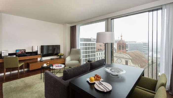 Fraser Suites in Geneva
