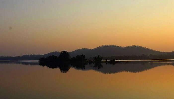 Gajanur Dam