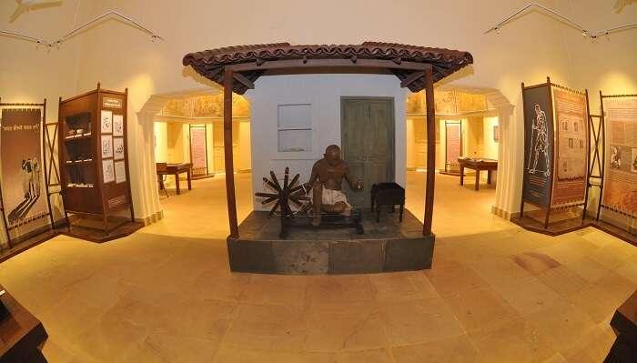Gandhi Ashram Museum