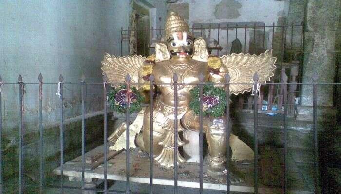 Garuda Temple