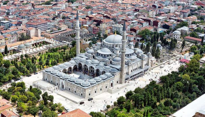 Get Spiritual In Suleymaniye Mosque