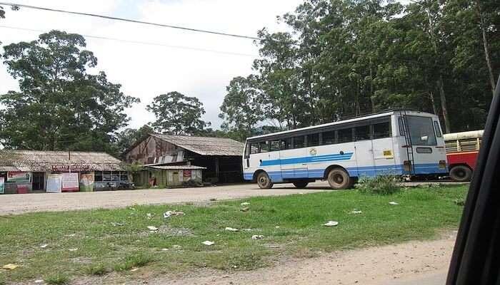 Getting Around In Munnar