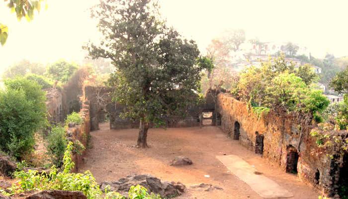 Ghodbunder Fort, Thane