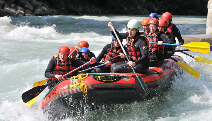 Go for Rafting