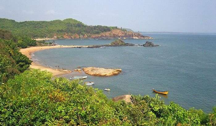 beach in Chikmagalur