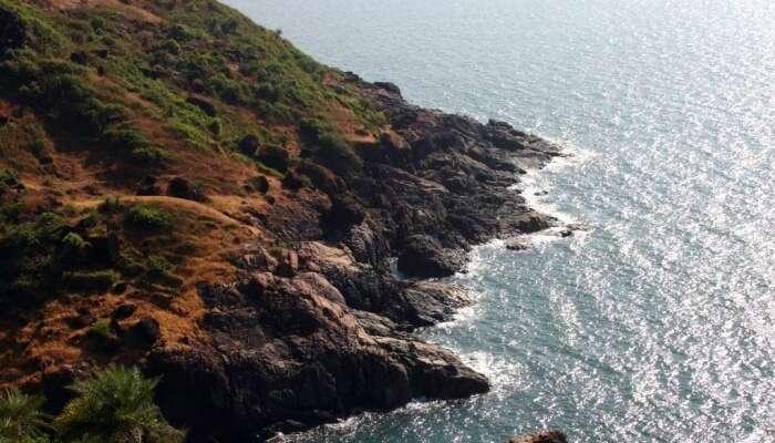 gokarna cliff