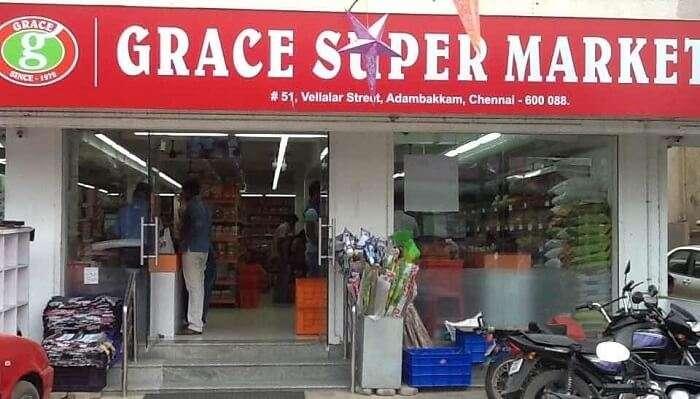 Grace Super Market in vellore
