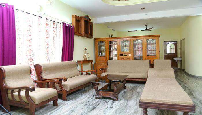 Green Villa, Cochin
