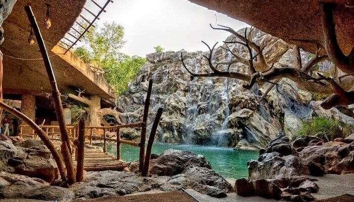 Guhantara Underground Cave Resort