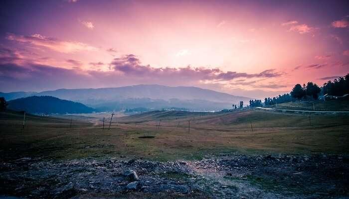 Gulmarg in Srinagar