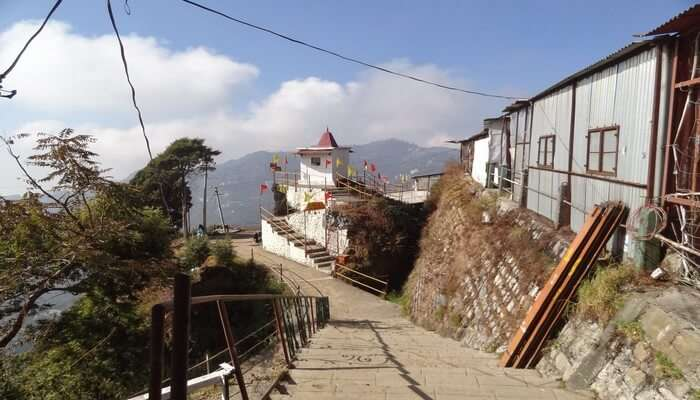 second highest peak of Mussoorie