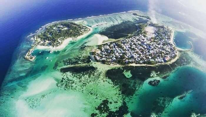 Guraidhoo Island