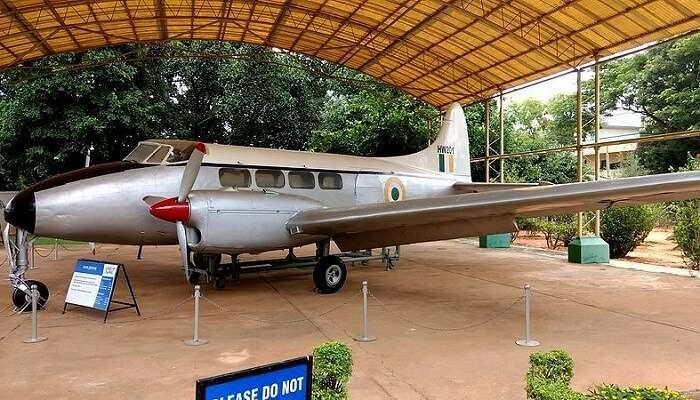 HAL Aerospace Museu