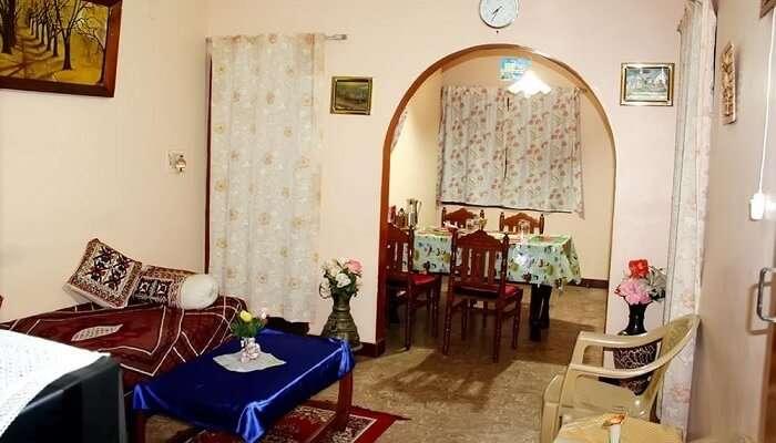 Holiday homes in Coonoor