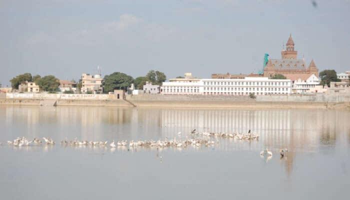Hamirsar Lake, Bhuj