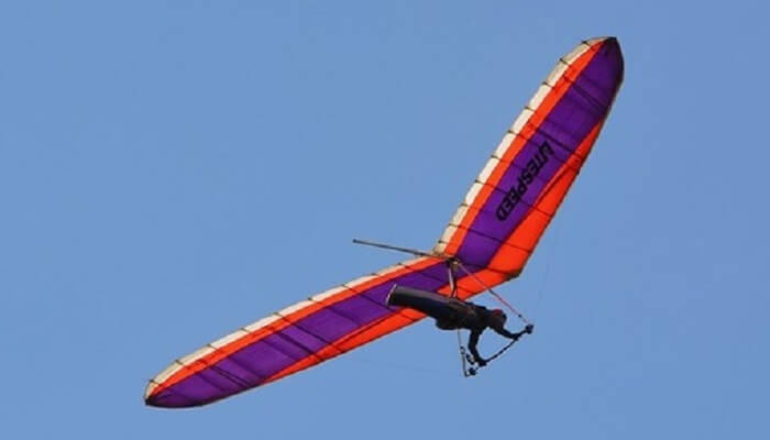 Hang Gliding In Pawna