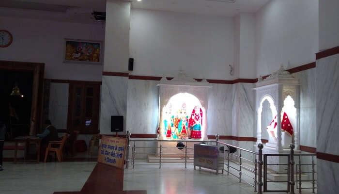 Hanuman Garhi Temple