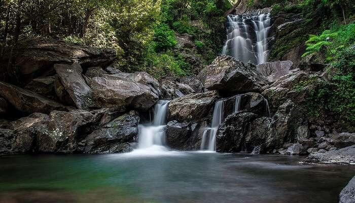 Hanumana Gundi Falls