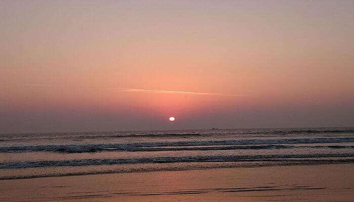 a small coastal town in Maharashtra