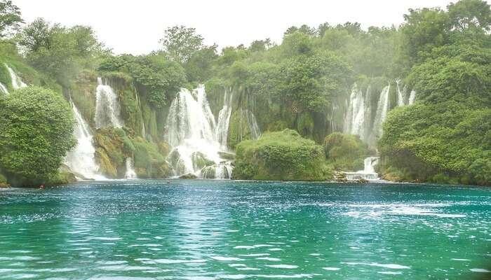 Hathni Waterfalls