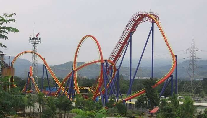 Have Fun At Imagica Adlabs, Lonavala